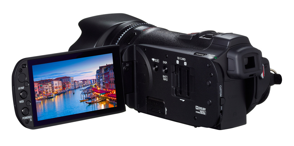 Canon's Best HD Camcorders Kill Unnecessary Pixels to Shoot More Incredible Video