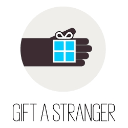 Send a Gift to a Complete Stranger's Address