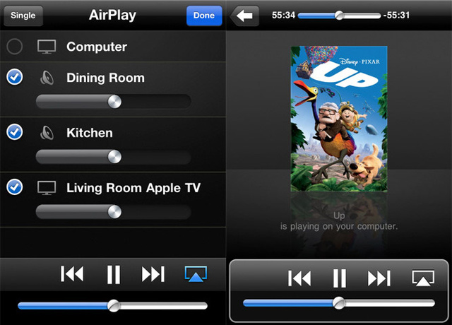 Stream iTunes From Your Computer to Apple TV With the New Remote App