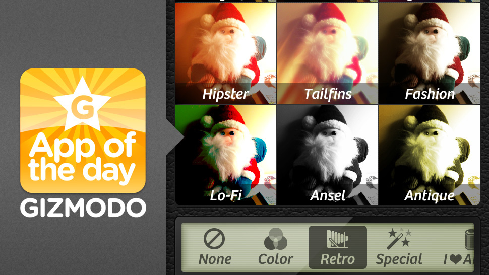 App of the Day: Camera+ for iPhone
