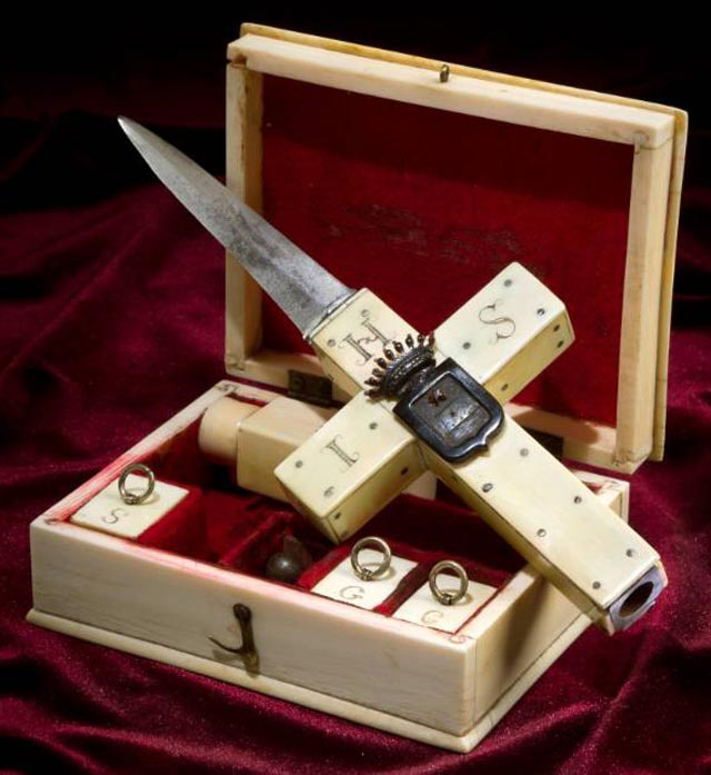 The 19th Century Vampire Killing Kit: When Dagger/Gun/Cross Combos Socially Acceptable