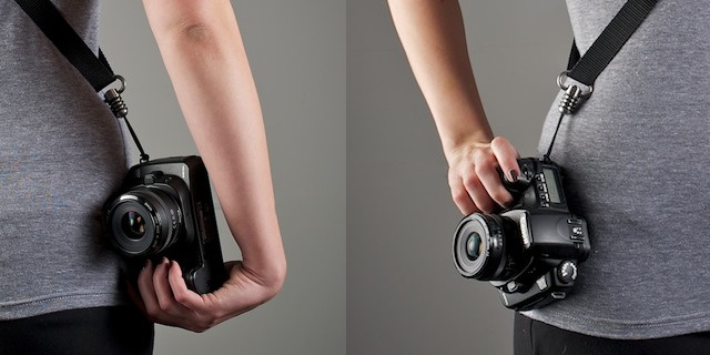 A Better Camera Sling Inspired by Marine Corps Rifles: Luma Loop and LoopIt