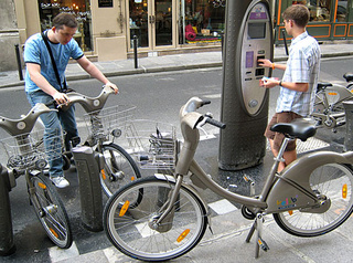 New York Set to Get Ultra-Techy Bike-Sharing Scheme