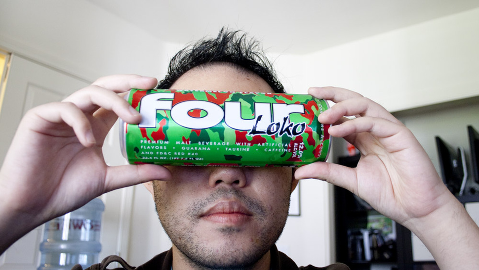 How Four Loko Destroys My Body: A Liveblog For Science