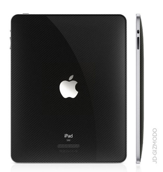 A Carbon Fiber iPad Actually Looks Quite Good