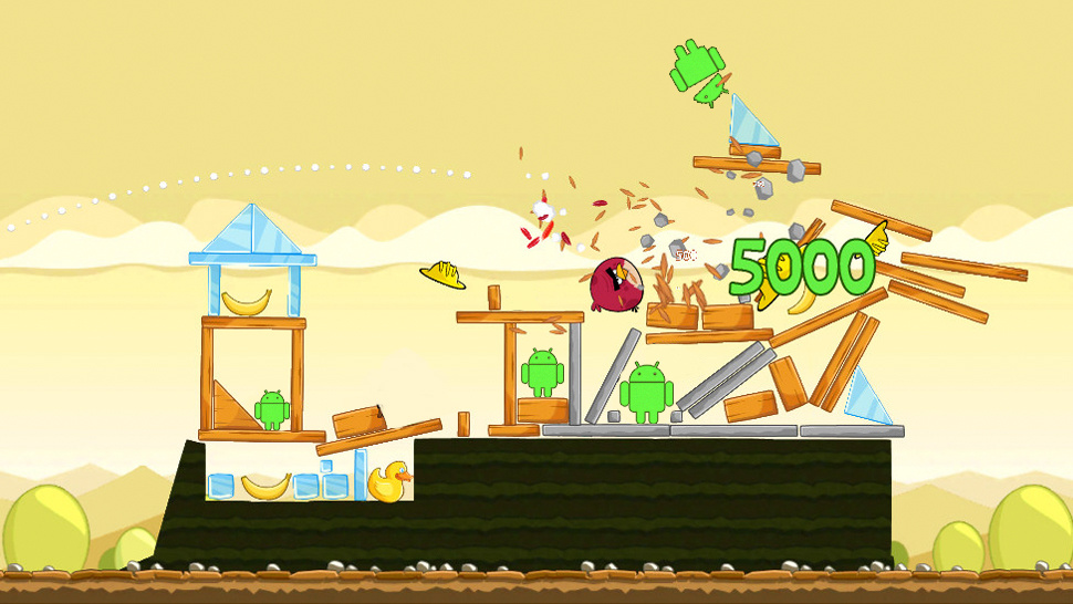 Angry Birds Shows What Android Fragmentation Means