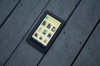 nook color review gallery
