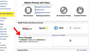 'Nexus S' Coming to T-Mobile Holiday Season?