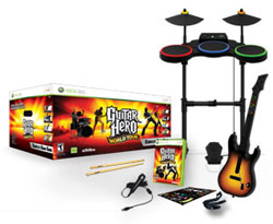 Guitar Hero: World Tour Gets Deluxe $240 Version, Rips You Off