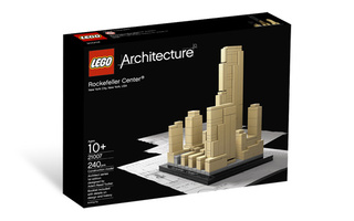 Be Happy: More Lego Architecture Coming