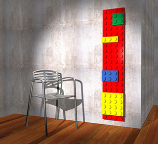 Lego Radiator is the New Hotness