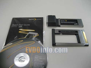 Sprint Novatel EX720 EV-DO ExpressCard Now Comes With PC Card Adapter