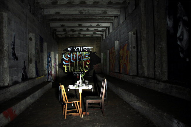 Where Is New York City's Secret Subway Art Gallery?