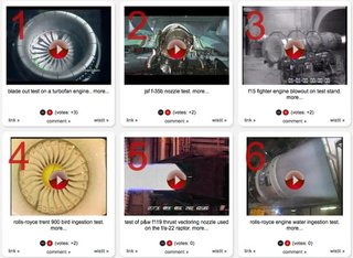 "12 Jet Engine Test Videos Will Have You Yelling ""More Power!"""