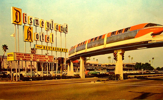 9 Futuristic Monorails... From the Past