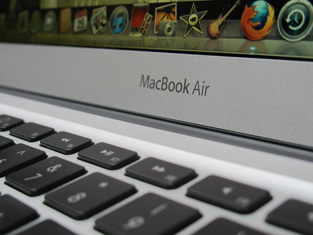 13-Inch MacBook Air Gallery