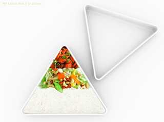 Food Pyramid Ensures You Your Veggies and Your Job