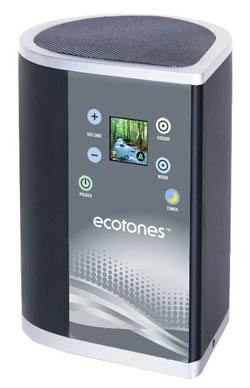 Ecotones Adapts to Outside Sounds to Lull You to Sleep