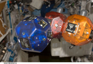 Spherical Satellites Aboard the ISS are Gary Gygax Approved