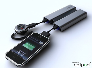 Callpod's Fueltank Is Two Gadgets, One Charger