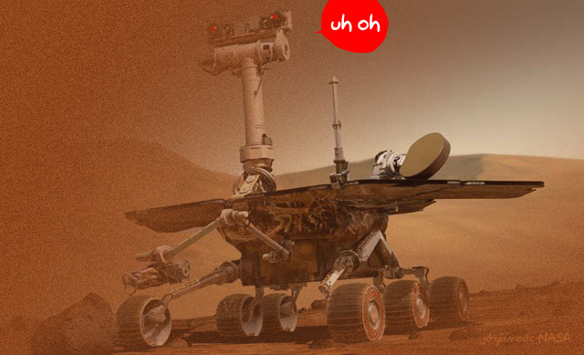 Spirit Mars Rover May Be Dead Too Now