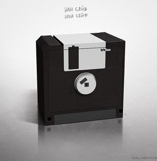A Floppy Disk That's Safer Than Your Hard Drive