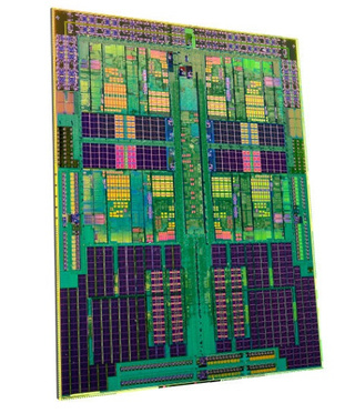 "AMD's Quad-Core ""Shanghai"" Server Opterons Go 45nm, Desktop Version In '09"