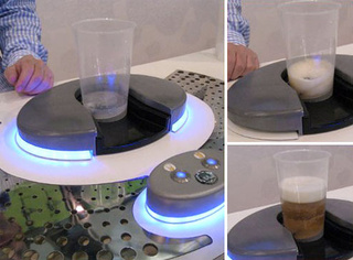 Scotsman Trufill Beverage Dispenser Shoots Out 10 Pints in 10 Seconds
