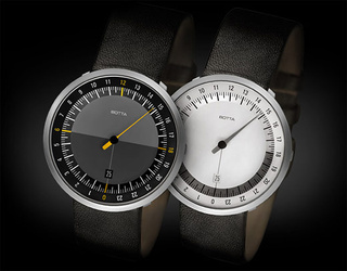 Botta Uno 24 Watches Rotate Once Per Day