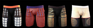 Samurai Underpants Sheaths Your Katana in Awesome