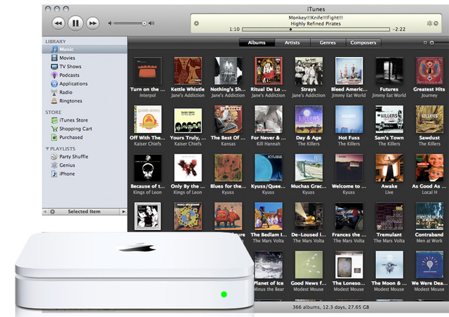 Apple Home Server Will Share Music, Movies and Photos Over the Internet