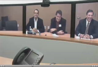 Cisco's Streaming Media Boxes and HD Telepresence Gear for Average Joe