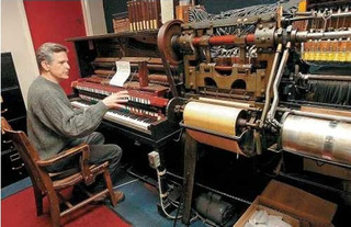 Rest in Peace, Olde Tyme Automatic Player Pianos