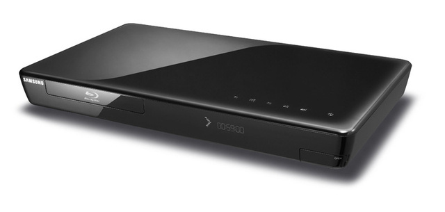 Samsung BD-P3600/P4600: Super-Slim, Wall-Friendly Blu-ray Decks