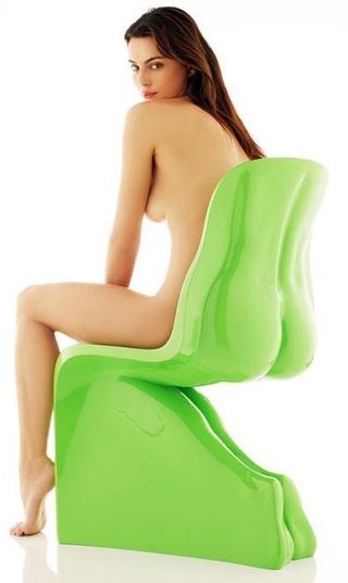 Extreme Ergonomic Seating for 'Him' and 'Her' (NSFW)