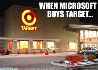 Image of the Day: If Microsoft Ever Bought Target