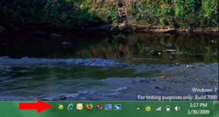 Win 7 Tip: Miss Vista's Quick Launch? Here's How You Get It Back