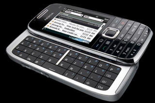 Nokia Hybrid Slider E75: For People Who Enjoy Lots of Buttons