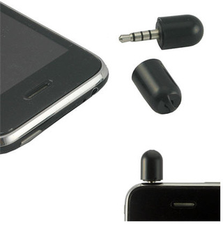 iPod Touch and iPod Nano Get a Mini Microphone
