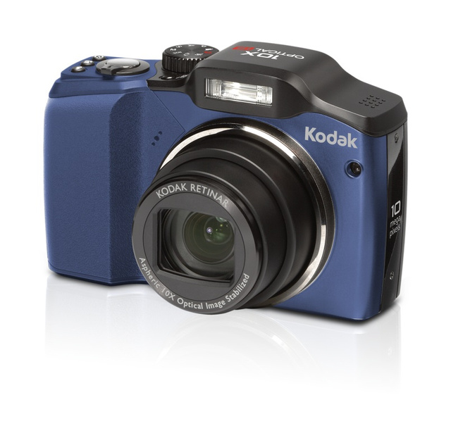 Kodak's EasyShare Z915 with 10x Optical Zoom Gets Up Close and Personal