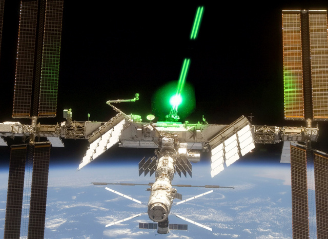 Call to Arms: The International Space Station Needs Lasers