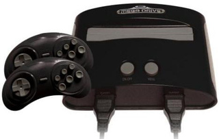 The Sega Genesis Is Back, Baby