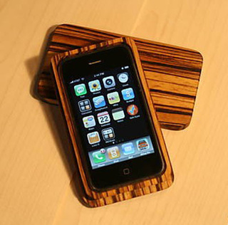 The Zebrawood Case Adds (Classy) Stripes to the iPhone