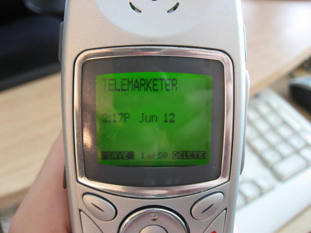 7 Things You Can Do To Avoid Telemarketers