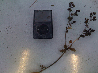 iPod Classic Survives Deep Freeze in the Yukon