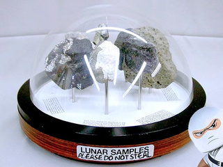 How an Intern Stole NASA's Moon Rocks