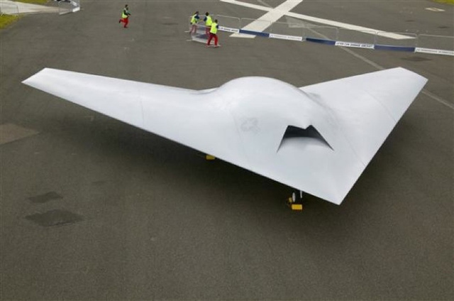 Boeing Goes The Marvel Route With Naming Of New Stealth Drone