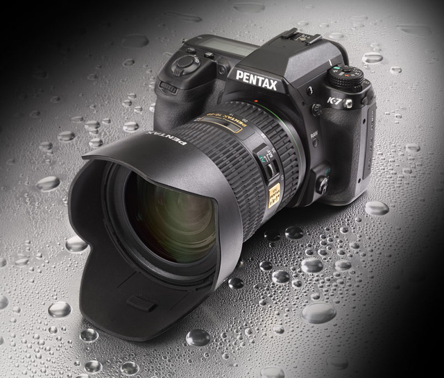 Pentax's Rugged, 720p-Shooting K-7 DSLR Will Cost $1300