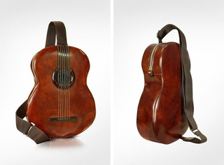 Guitar Backpack Is Perfect for Failed Guitarists Like Me