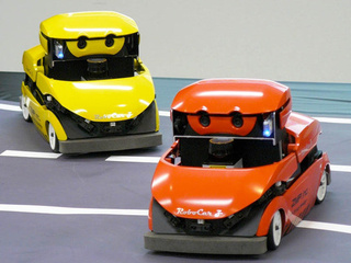 ZMP RoboCar Helps Scientists Research Automotive Autonomy, Adorability